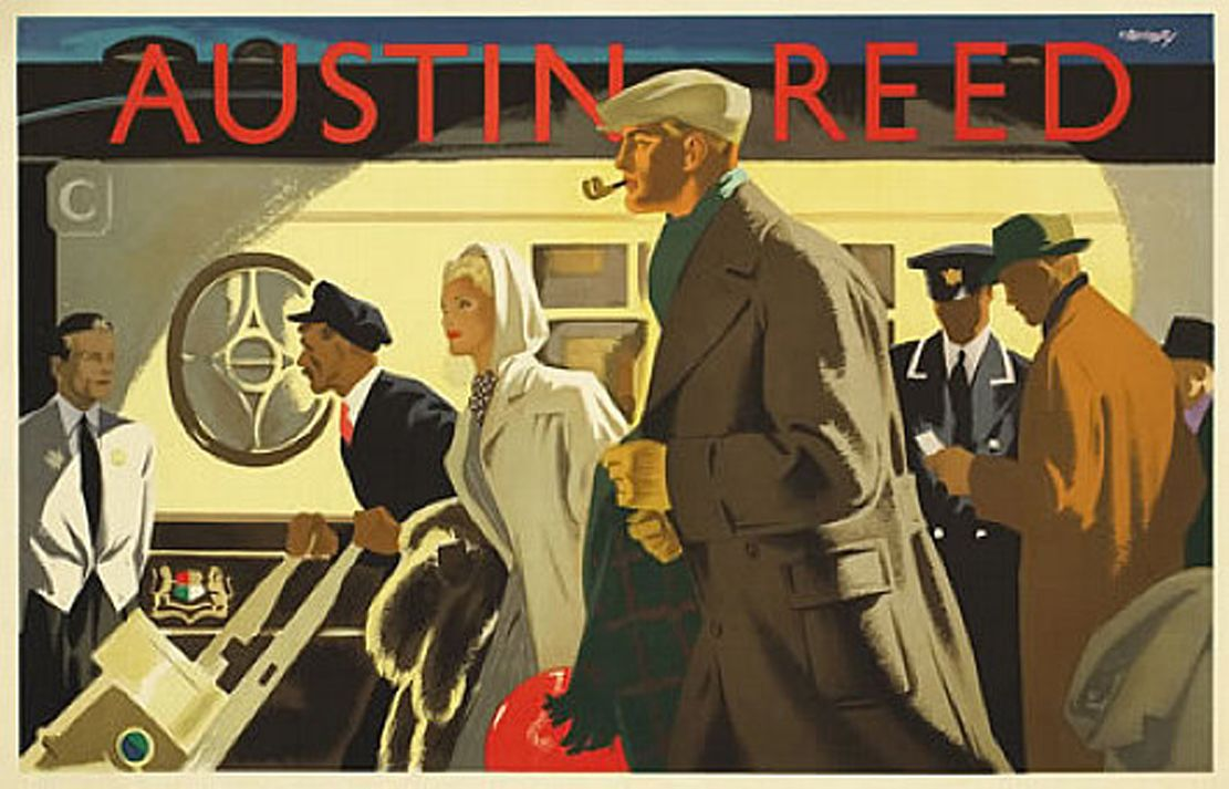 Austin Reed Snaps Up Viyella Clothing Chain To Save 250 Jobs Vintage Advertisements Poster Vintage Posters