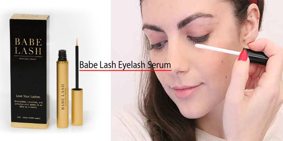 Babe Lash Serum Is The Most Advanced Product The Users Get Most