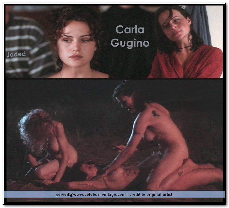 Carla Gugino Naked In Jaded  Carla Gugino  Carla Gugino -4229
