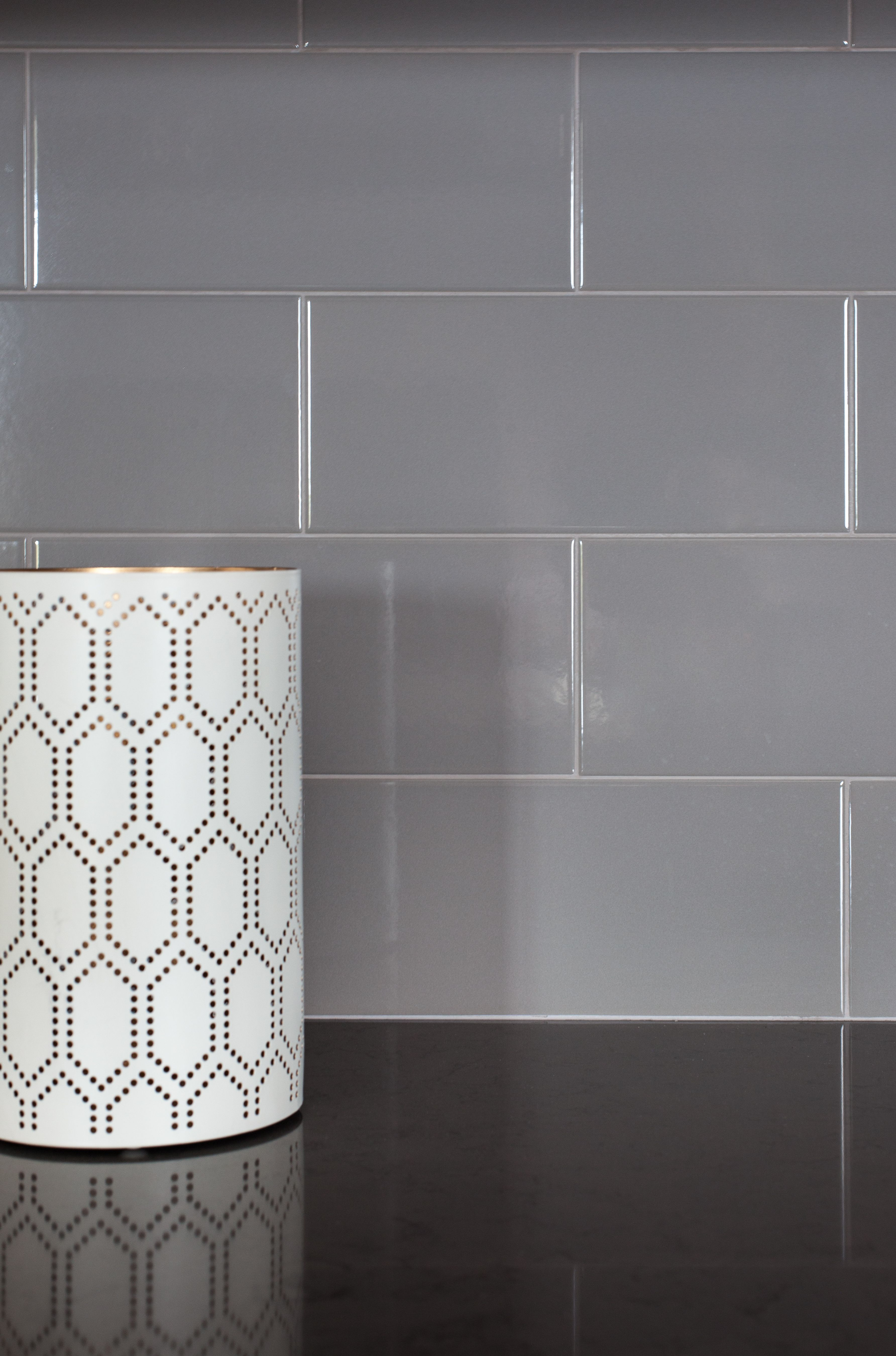 - TileTuesday Features An Awesome Installation Of Our Area In Gray