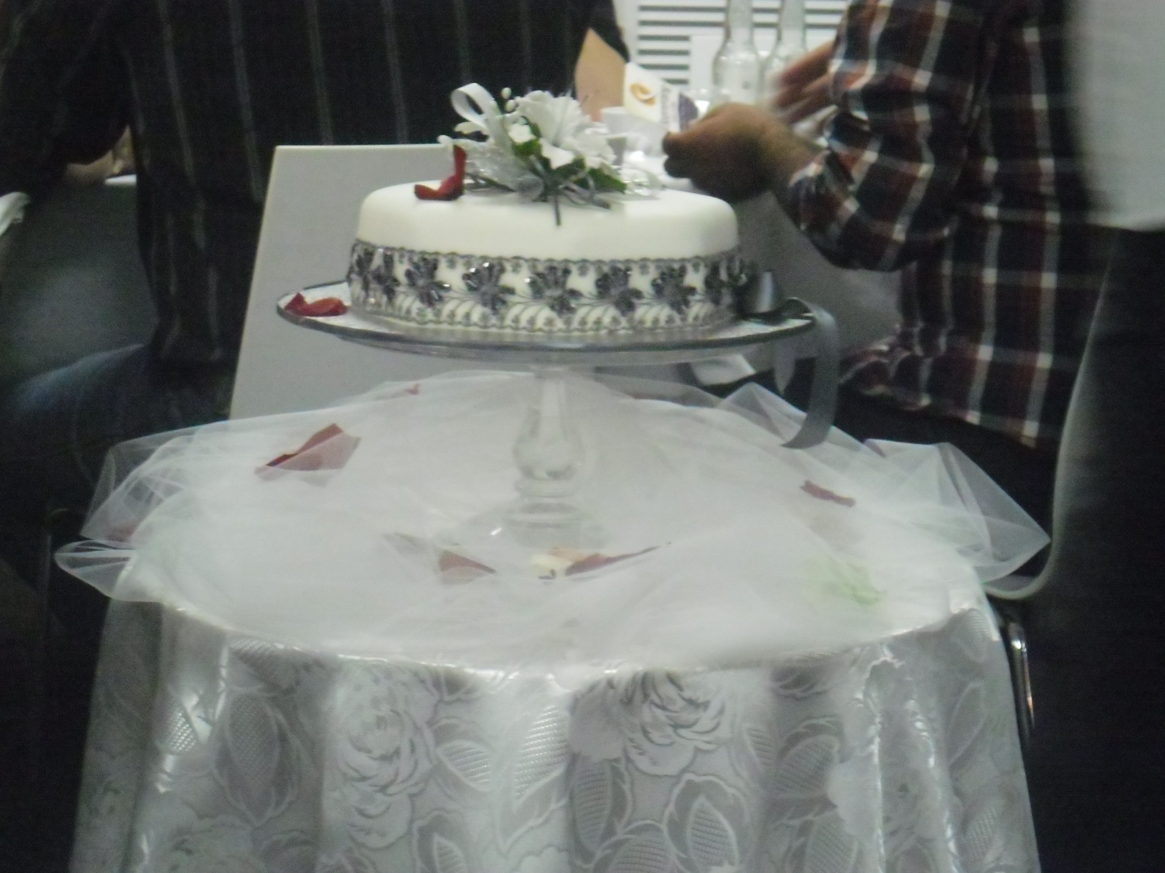 Wedding cake..again