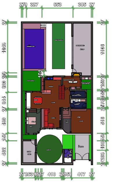 Full 50 100 Feet Home Plan Floor Plan Creator How To Plan House Plans