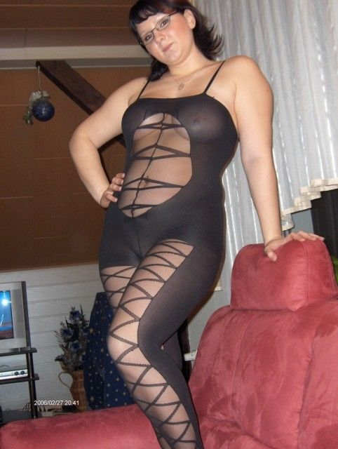 Fat chicks pantyhose #10