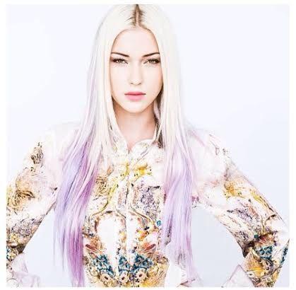 Pastel ombre hair extensions platinum blonde and purple lavender pastel ombre hair extensions platinum blonde and purple lavender hair blonde hair extensions pmusecretfo Choice Image