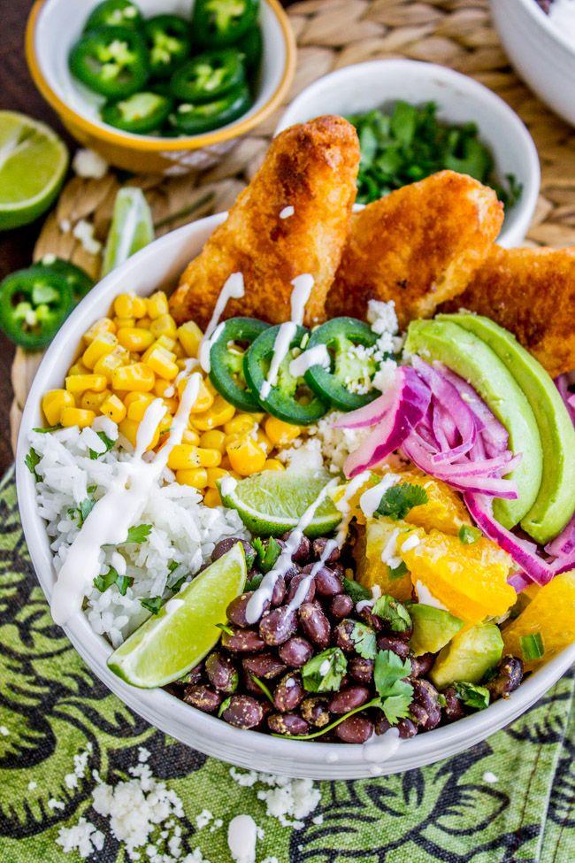 26+ Fish Burrito Recipe
