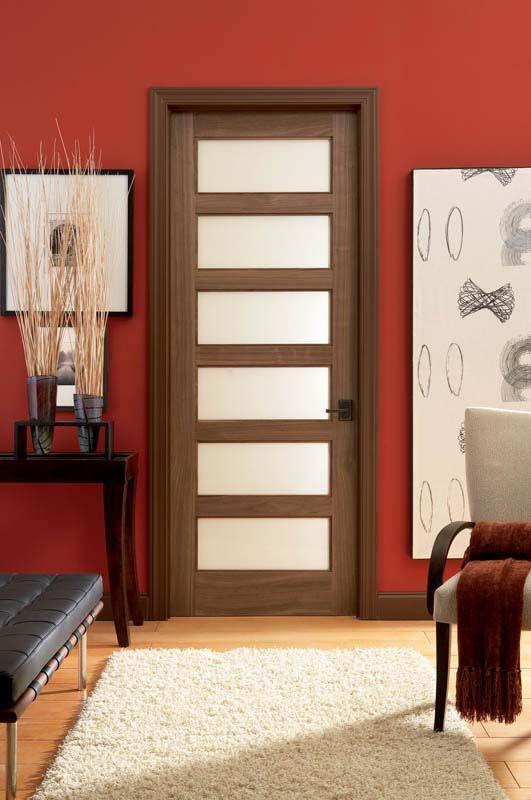 Interior door Puertas Pinterest Puertas interiores, Recamara y - puertas interiores modernas