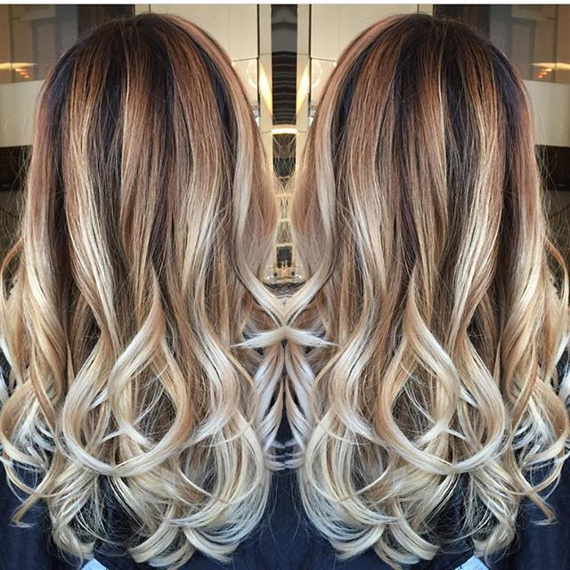 Color Melt On This Babe Embrace The Warmth Ladies Nothing Wrong With It Balayage With Wella 40 Vol Toner 9 21 7 2 Mid Hair Balayage Brunette Color Melting