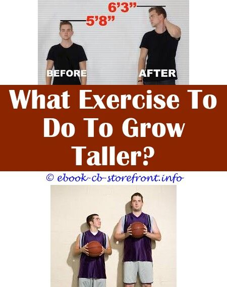 5 Surprising Tips: What To Do To Grow Taller After 25 10 Ways To…