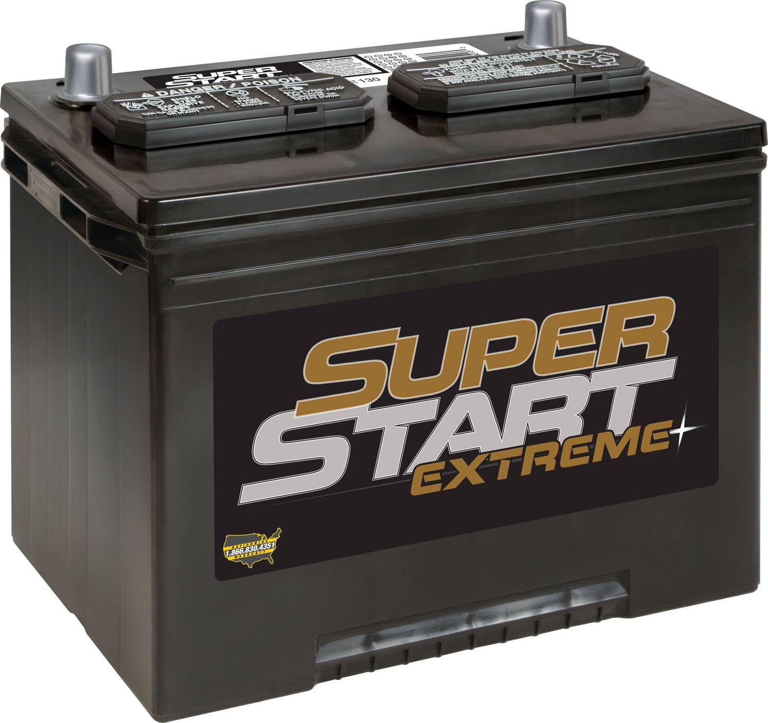 Super Start Extreme Group Size 24f Top Post Battery 24rextj O Reilly Auto Parts In 2020 Super Start Super Auto Parts
