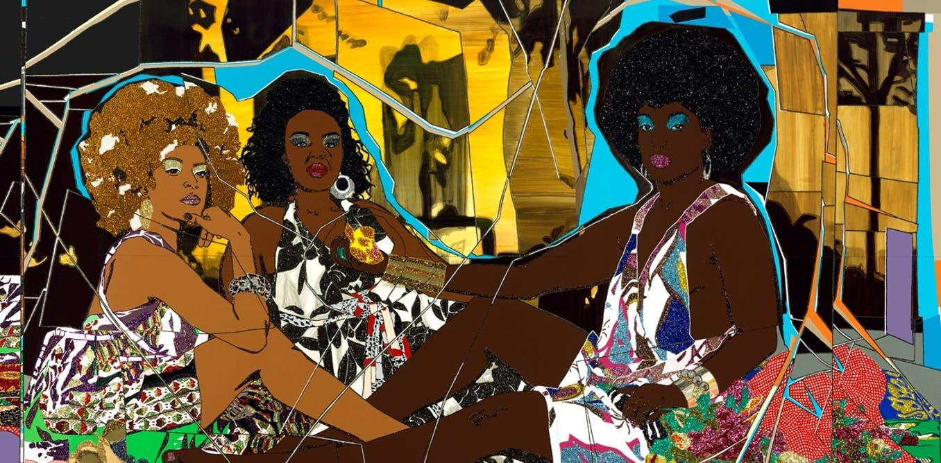 Black canadian women artists detangle the roots of black