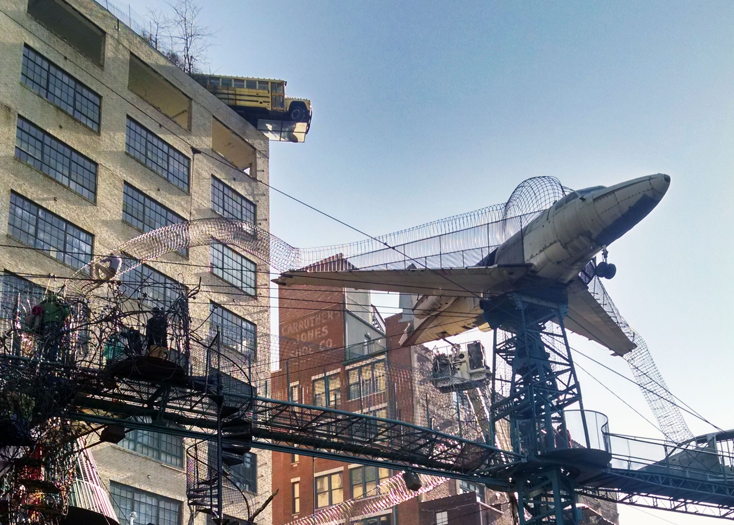 """""""St. Louis City Museum: Not Your Average Museum"""" by Outbound Adventurer"""