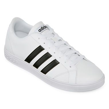 new product f5b90 ea966 adidas® Cloudfoam Advantage 3 Stripe Womens Sneakers - JCPenney