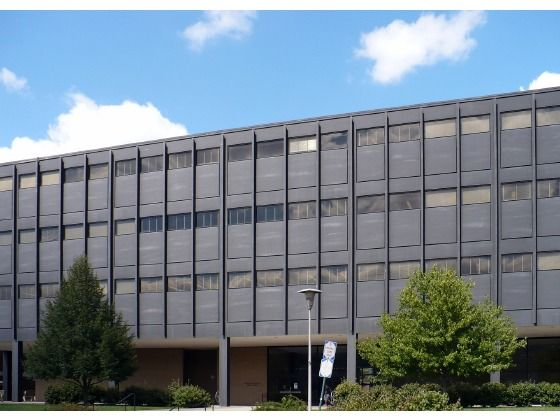 The Richard King Mellon Hall of Science at Duquesne University ... on