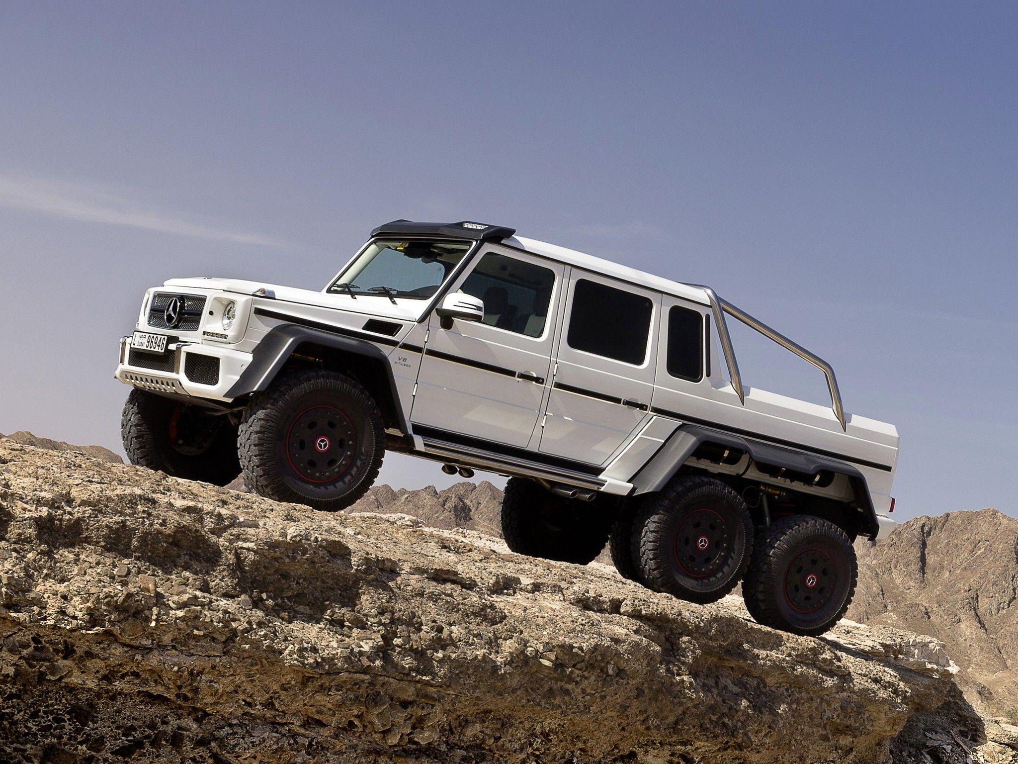 Mercedes-Benz 6X6 G-Wagon | Mercedes g wagon, Mercedes ...