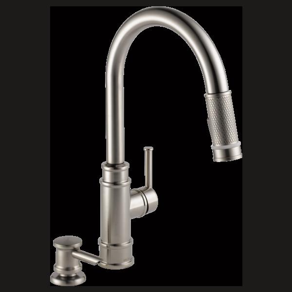 19935l Spsd Dst Delta Faucets Faucet Sink Faucets