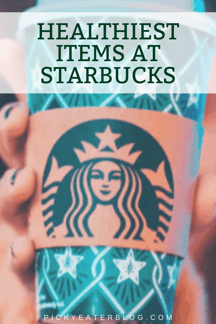 Healthy Starbucks Drinks and Menu Items- -#Drinks #healthystarbucksdrinks