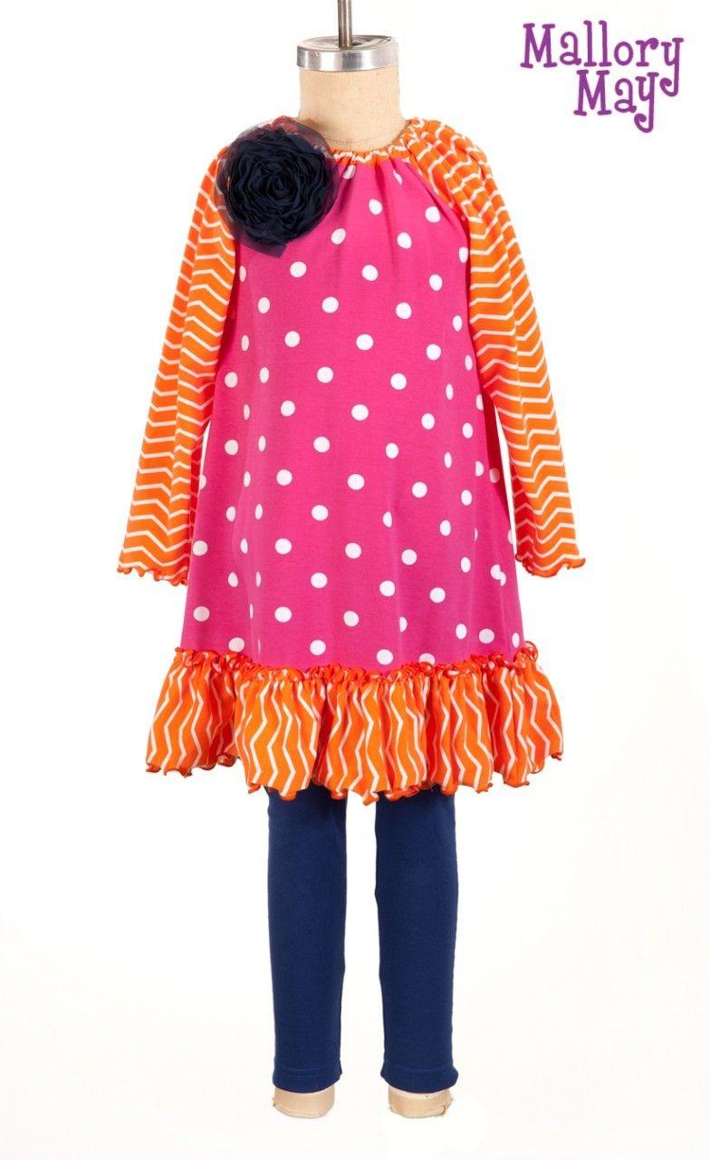 Rubies Children's Boutique - Grace Dress, $42.00 (http://www.rubieskidboutique.com/grace-dress/)