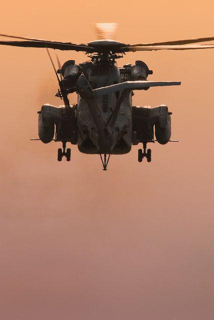 CH-53E Super Stallion ON A STEEL HORSE I RIDE by Joe_Copalman