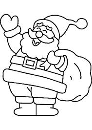 Resultado De Imagen Para Santa Con Trineo Papa Noel Dibujo Dibujos De Navidad Faciles Papa Noel Para Dibujar