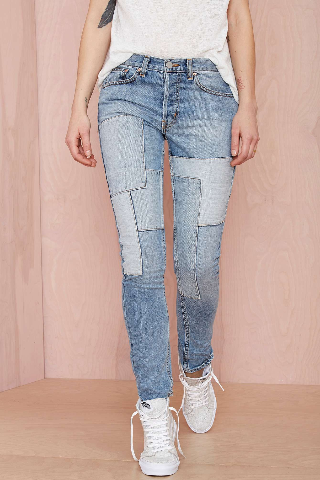Nasty Gal Denim - Piece and Love | Thanks, It\'s New | Pinterest ...