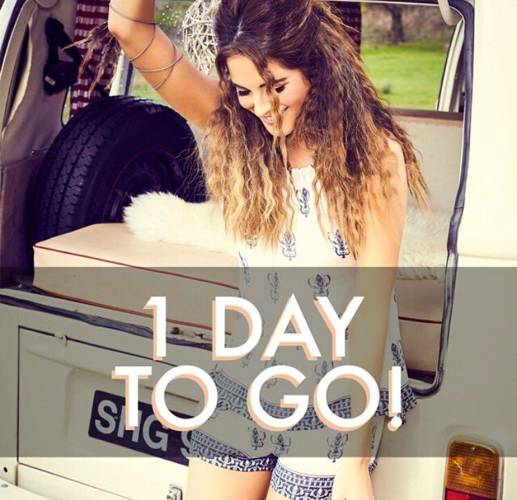 @inthestyleUK : AHHH not long now girls!   @binkyfelstead's collection goes LIVE tomorrow at 7.30am  https://t.co/LyaCUfB7q1 https://t.co/Iz3qQLYh4r