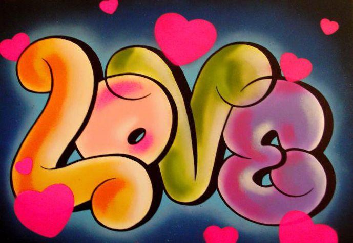 Graffiti Letters Love Simple Love Bubbles Letters Graffiti Ideas