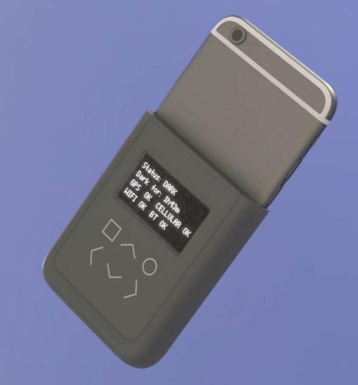 Snowden crea funda antiespionaje para iPhone