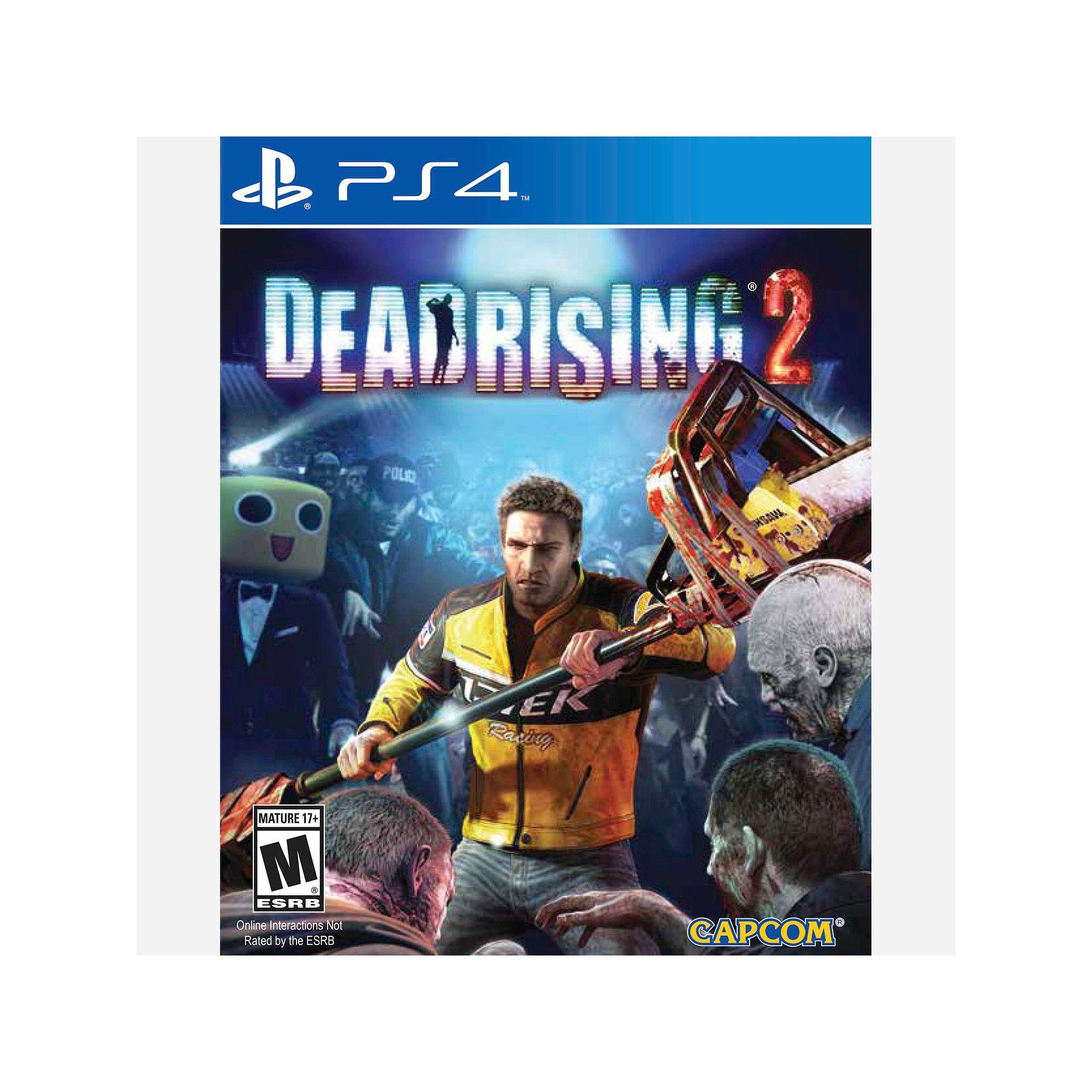 Dead Rising 2 HD PreOwned Xbox One Dead rising, Dead