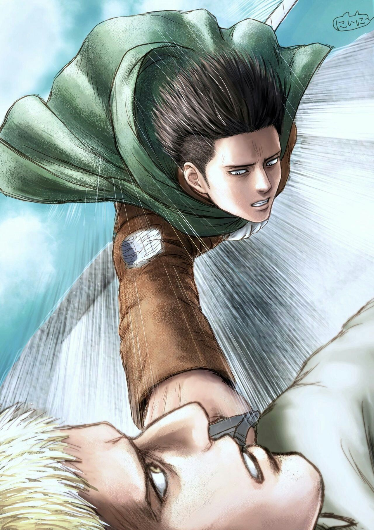 Pin by Esh Rak on shingeki no kyojin 進撃の巨人 Attack on