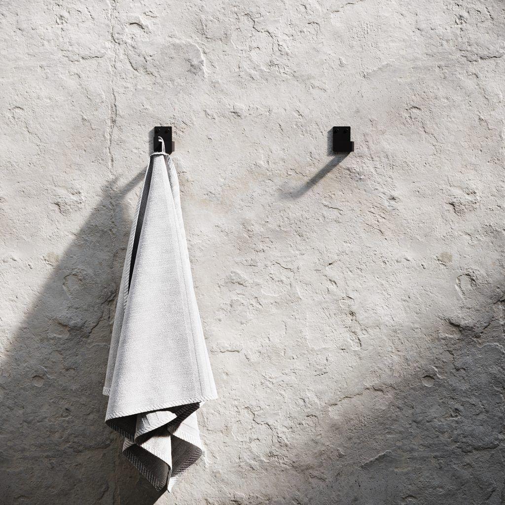Nichba Shower Wall Nichba Wandhaken Garderobenhaken Kleiderhaken