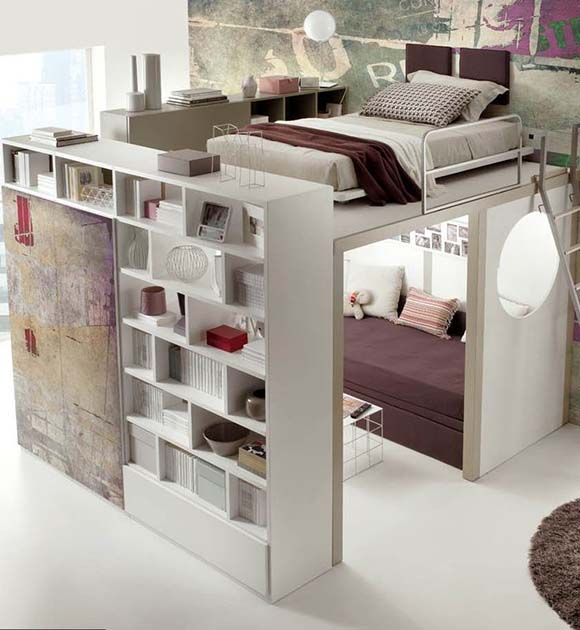 ein modernes jugendzimmer leicht gemacht - die perfekte ... - Wohnideen Teenagerzimmer Wandfarbe