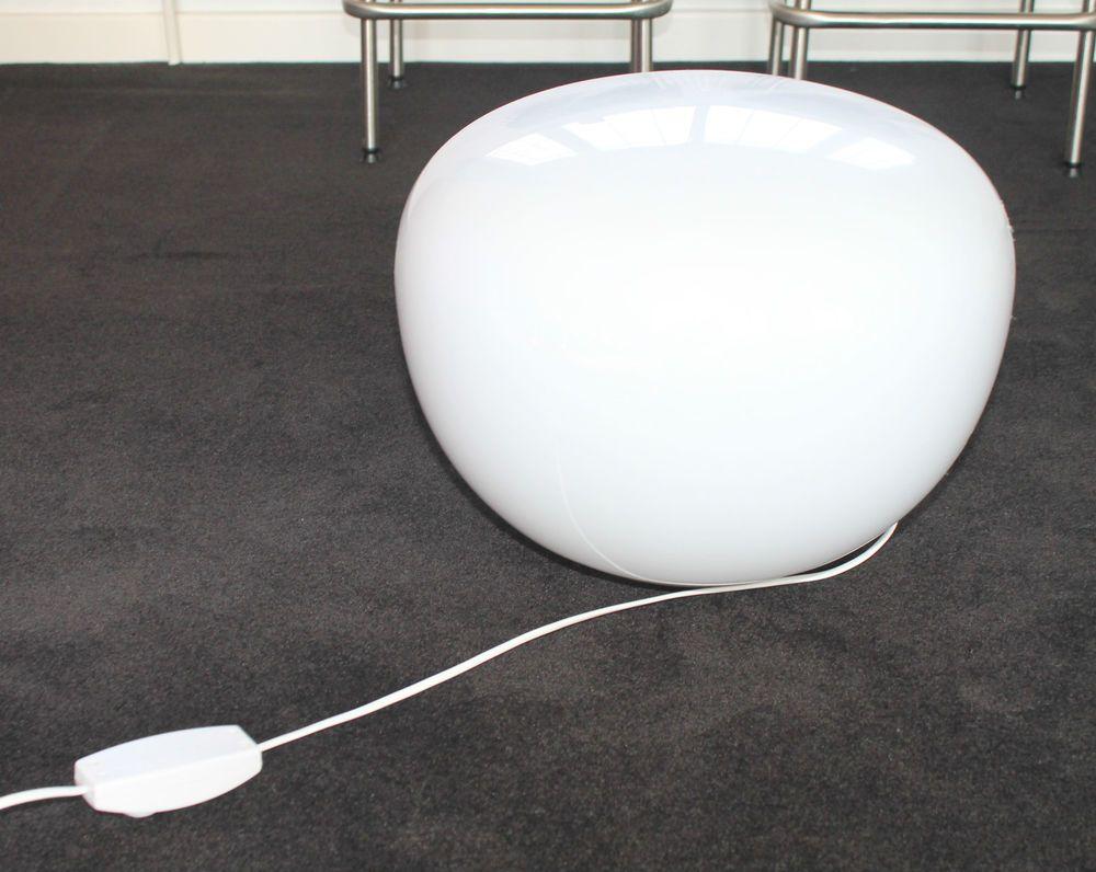 IKEA Jonisk Design Carl Ojerstam White Bubble Dimmer Switch
