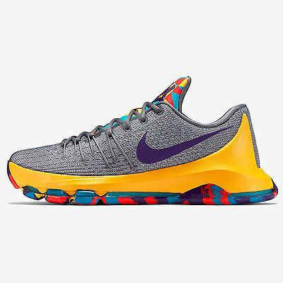 Nike KD 8 Prince George County Mens 749375-050 Durant Basketball Shoes Size  11