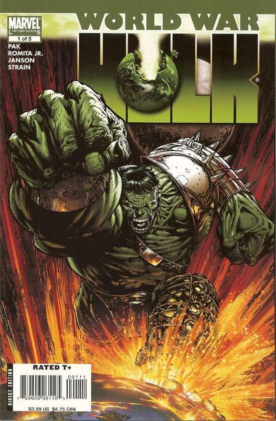 World War Hulk (Evento Marvel)   Vercomics
