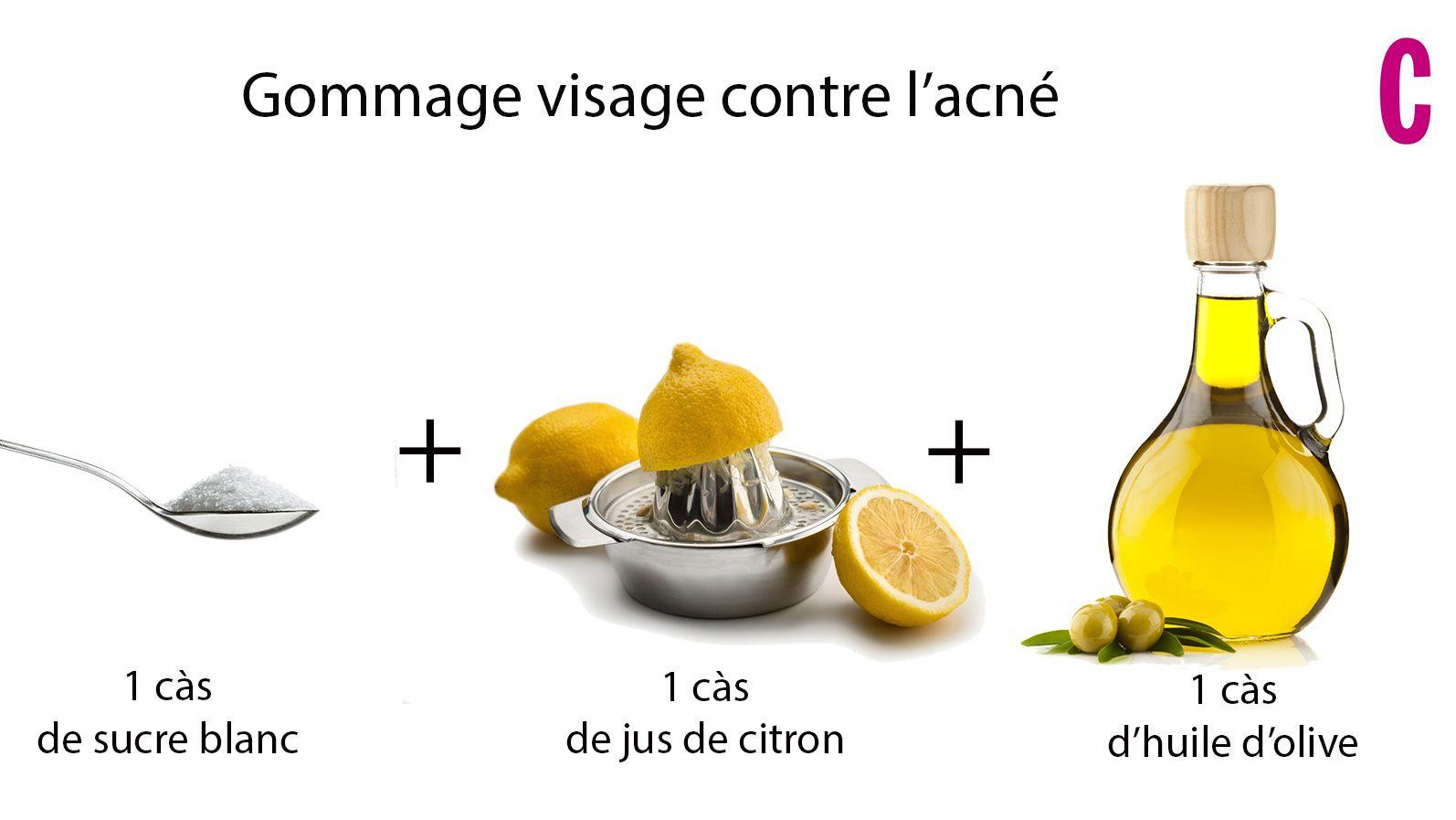 5 recettes de gommages maison pour le visage | Soin visage maison, Gommage maison et Recette ...