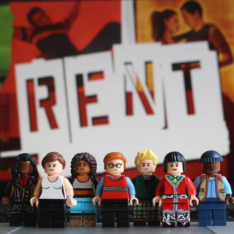 Pin on Lego Musicals