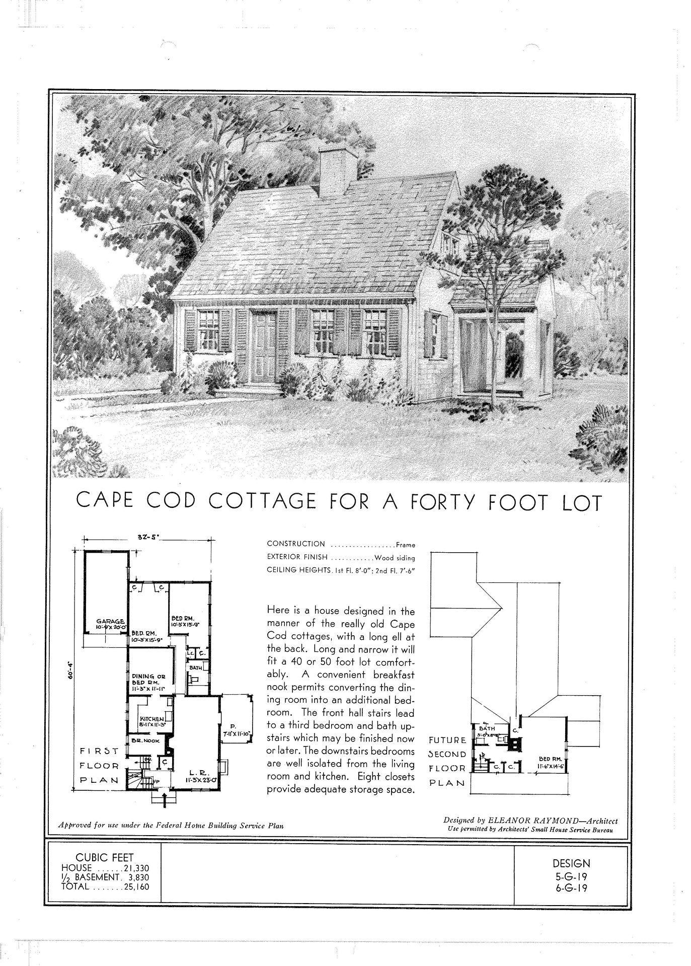 Federal Style House Plans : federal, style, house, plans, Federal, Government, Plans, Three-quarter, House, Designed, Eleanor, Raymond, Style, House,, Vintage