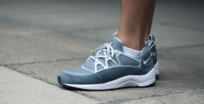 "huge selection of 13094 110a4 Footpatrol x Nike Air Huarache Light ""Concrete"" Another Look ..."