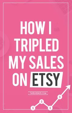 20 Juicy Tips To Increase Your Sales On Etsy • BELLAMYCREATIVE