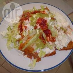Enchiladas rojas | Receta | Comida mejicana, Receta de ...