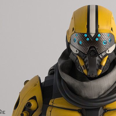 Home Page Futuristic Helmet Armor Concept Robots Concept