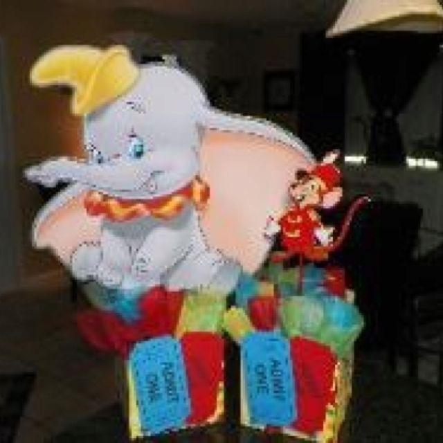 Best 25 Dumbo Birthday Party Ideas On Pinterest Circus
