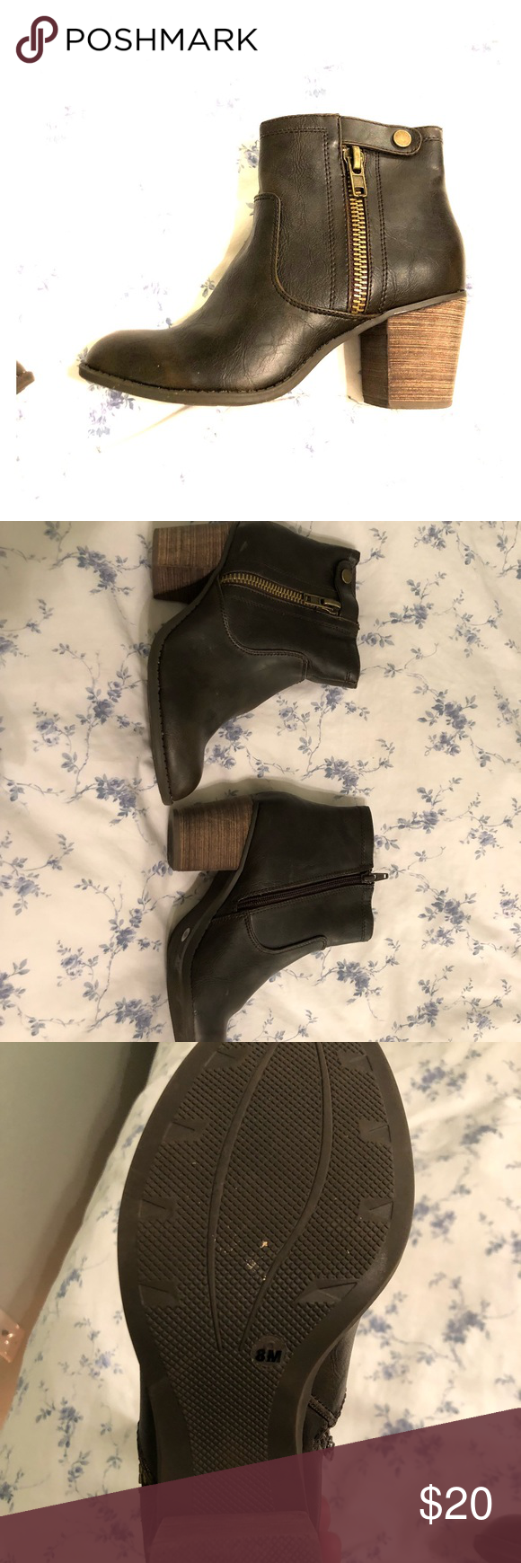 c2d212d14e4d Booties Size 8 booties from dsw DSW Shoes Ankle Boots   Booties