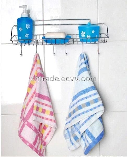 Metal Wire Towel Rack/ Cheap Bathroom Towel Tack (BR 17) - China Towel Rack;Cheap Towel Rack;Bath Towel Rack, OEM