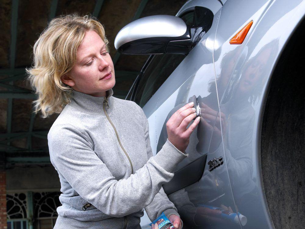Mr. Clean Magic Eraser Car, Used cars movie, Car hacks