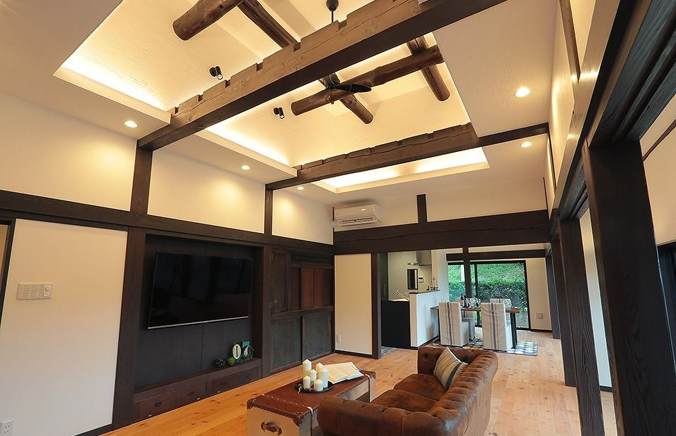 築150年 次の世代に住み継ぐ平屋の家 ホームウェア リフォーム