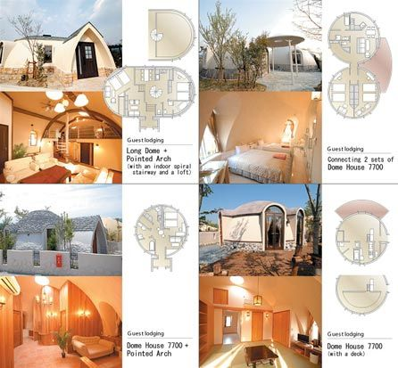 د عماد هاني العلاف Dome House By Japan Dome House Co Ltd Dome House Dome Home Home Greenhouse