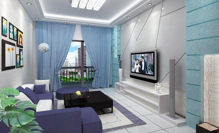 Complementi Soggiorno ~ Le tende soggiorno sono un complemento importante per completare e