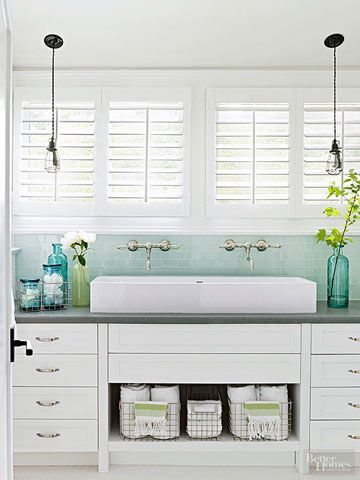 Save In Style With Budget Friendly Bathroom Storage