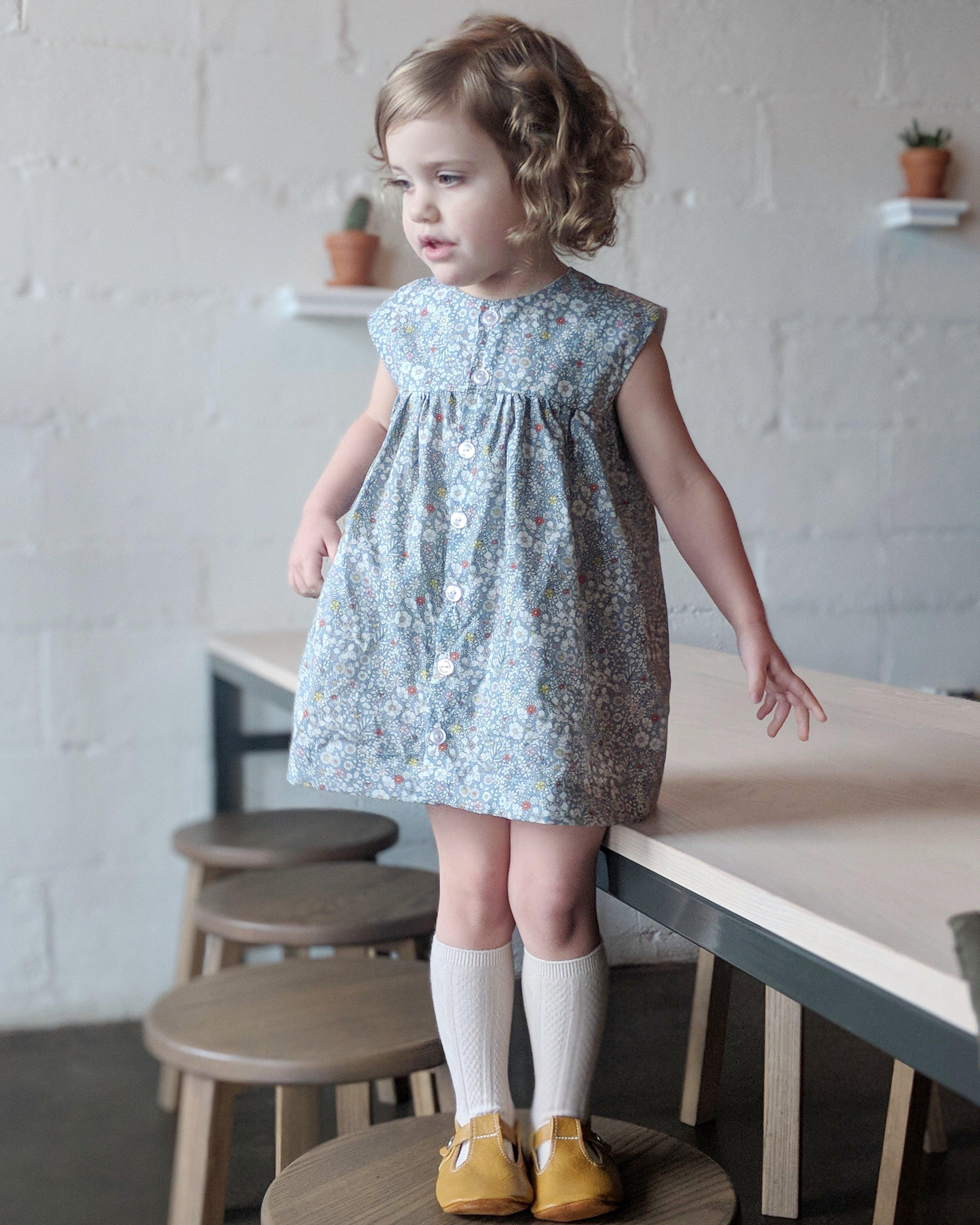 Vintage Liberty Kleid   – Sara Grace